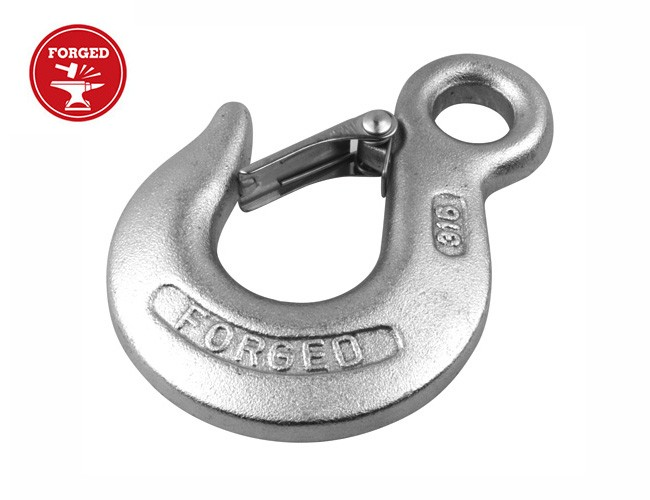 DROP FORGED EYE  SLIP HOOK